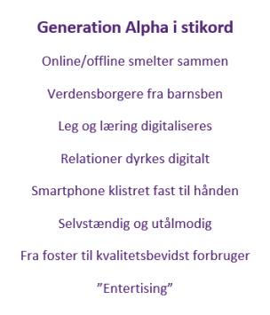 Generation alpha05