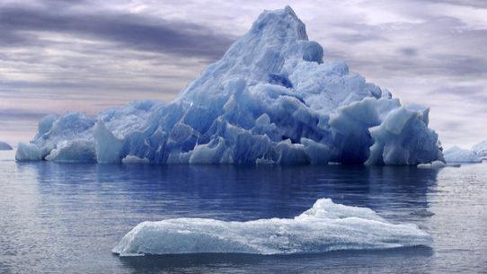Iceberg 1999 by M A Felton