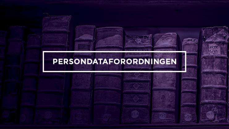 Persondataforordningen