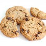 3 parts. cookies