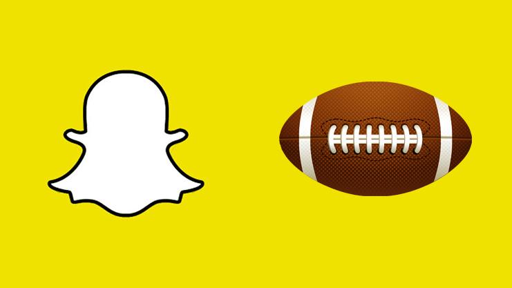 Snapchat superbowl